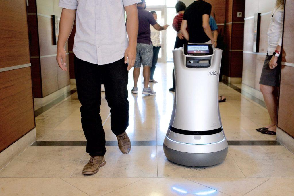 サービスロボット_イメージ