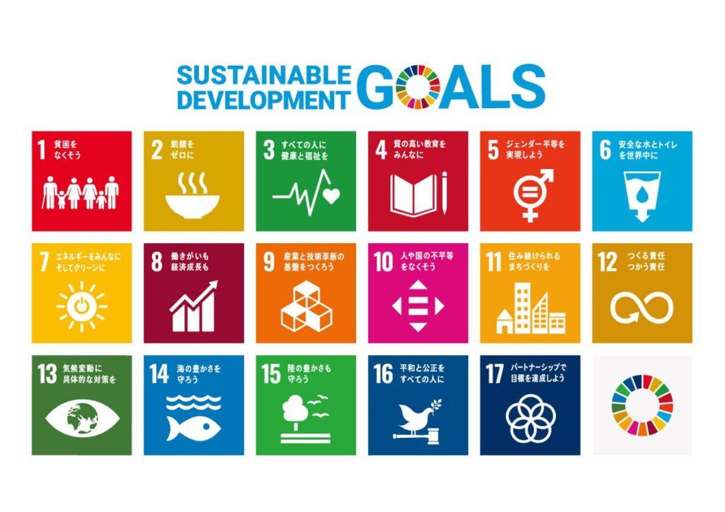 持続可能な開発目標(SDGs)_イメージ